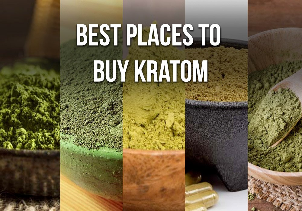 Different Types of Kratom Strains