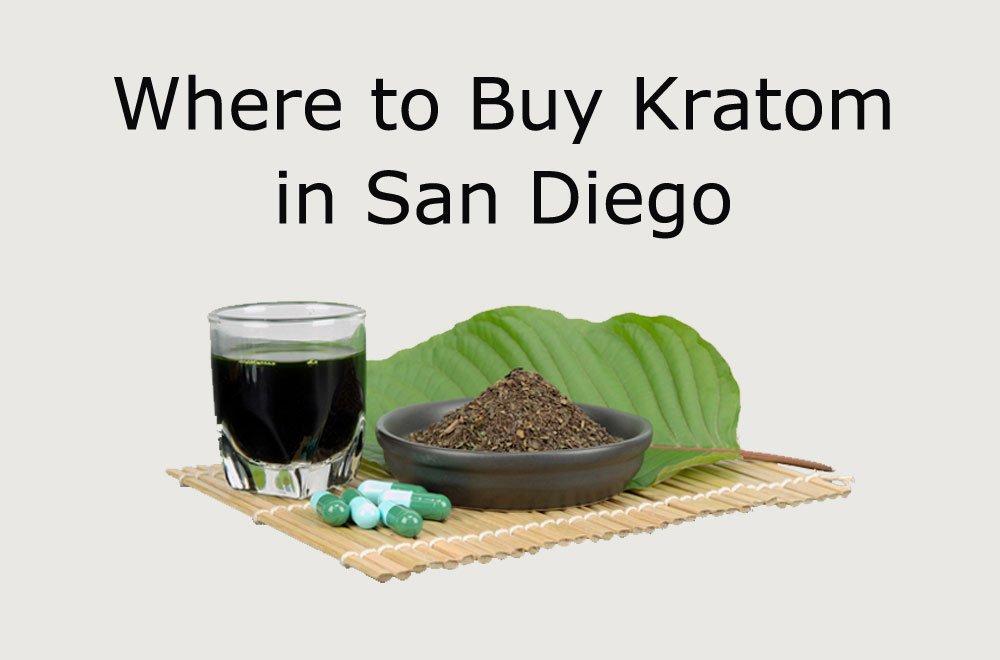 Kratom San Diego