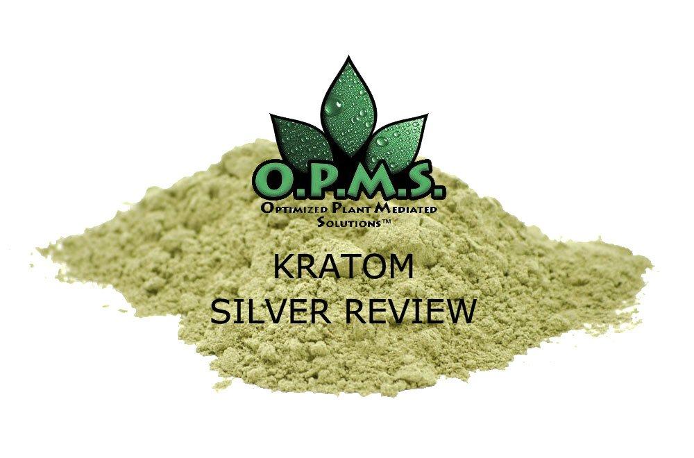 OPMS Kratom Silver Review