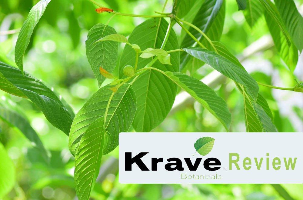 Krave Kratom Review