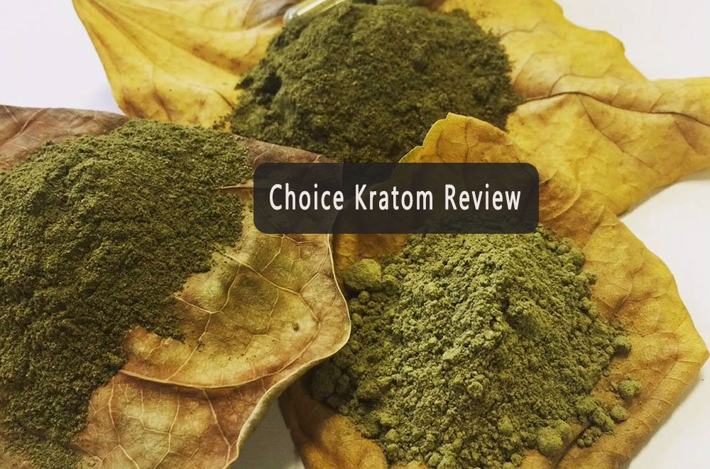 Choice Kratom Vendor Review