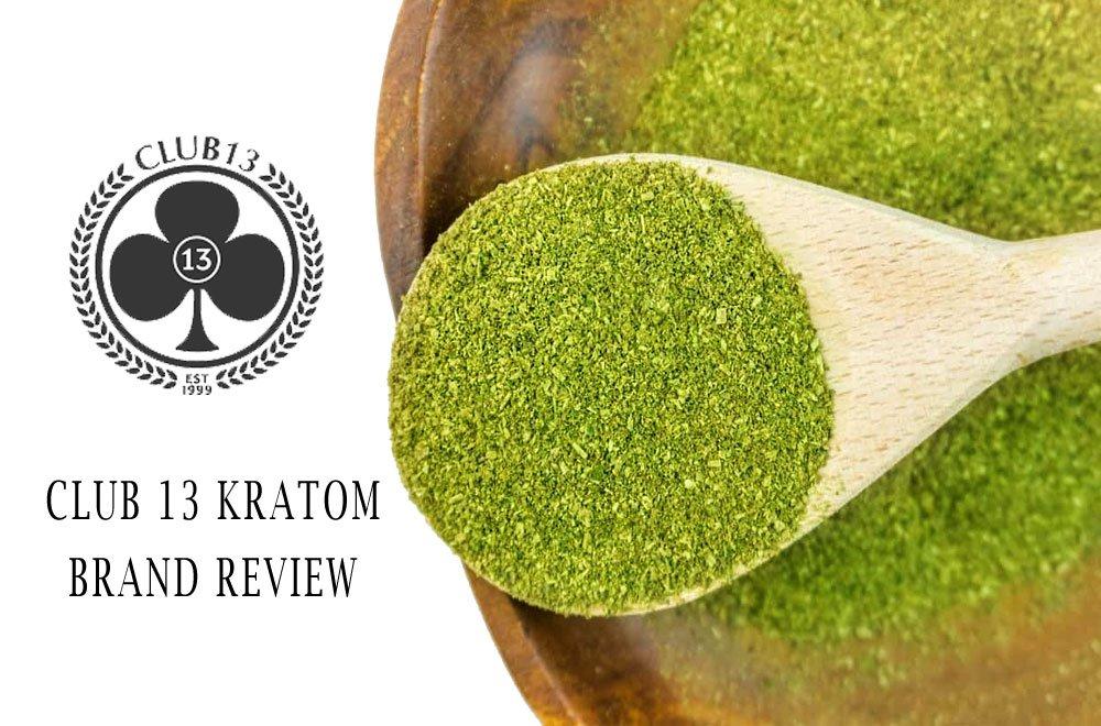 Club13 Kratom Vendor Review
