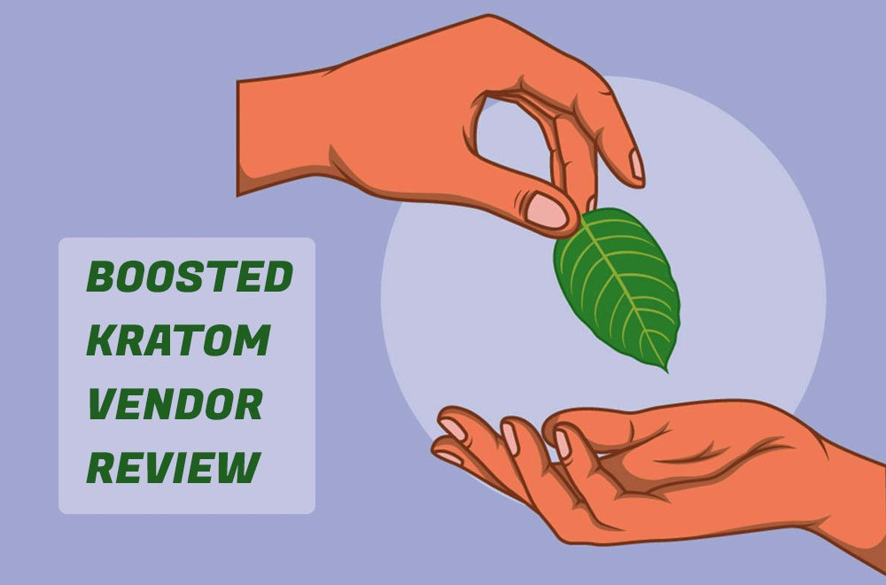 Boosted Kratom Vendor Review