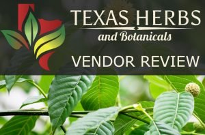 Texas Herbs and Botanicals Review